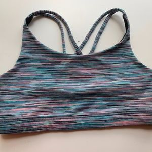 big girls sports bra